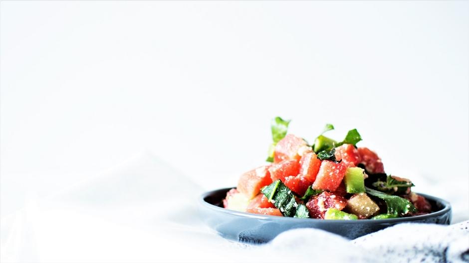 Salade tartare pastèque (7)