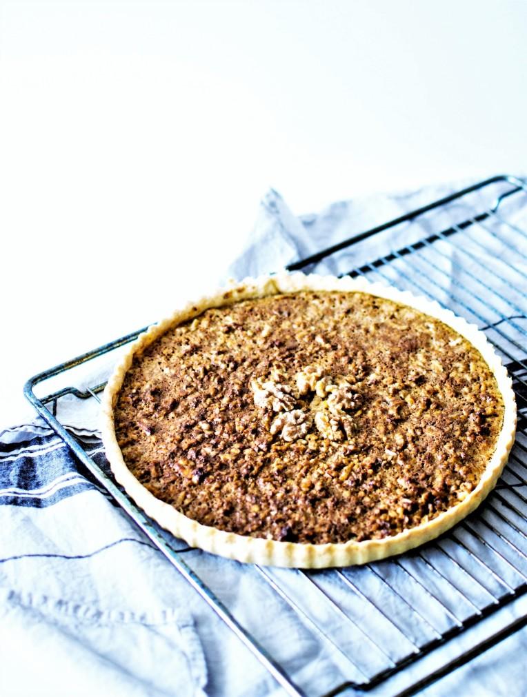 Tarte noix beurre salé (2)