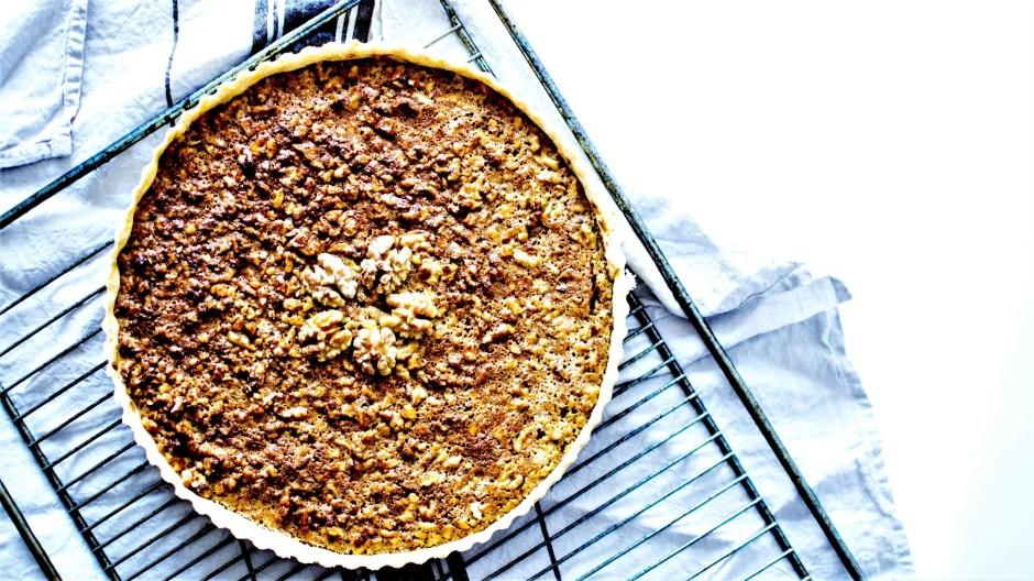 Tarte noix beurre salé (5)