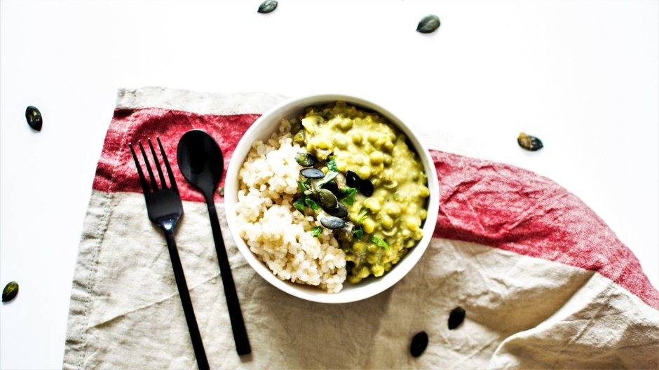 Curry de lentilles et légumes (5)