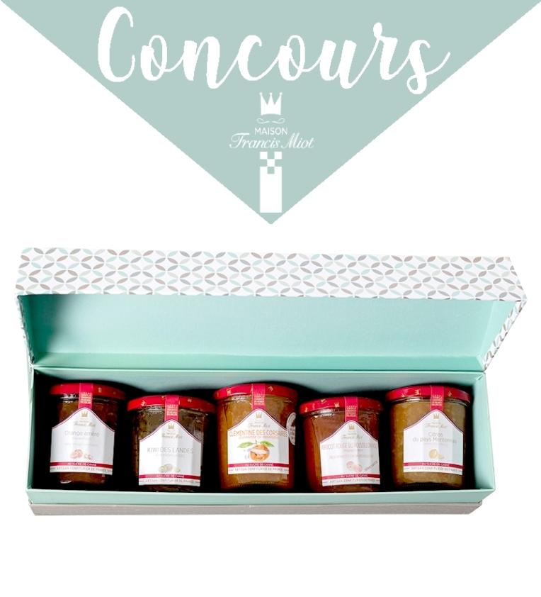Concours Francis Miot X Les Cookines