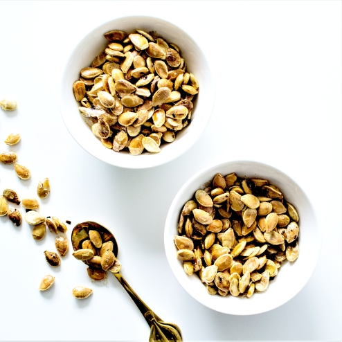 Pépins graines de potirron grillées (3)