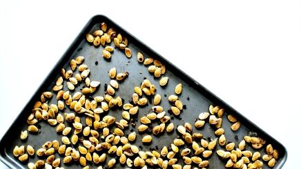 Pépins graines de potirron grillées (5)