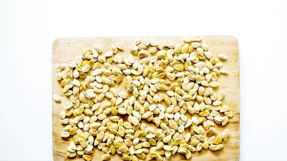 Pépins graines de potirron grillées (9)