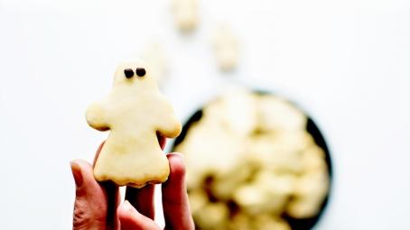 Sablés fourrés chocolat fantomes halloween (2)
