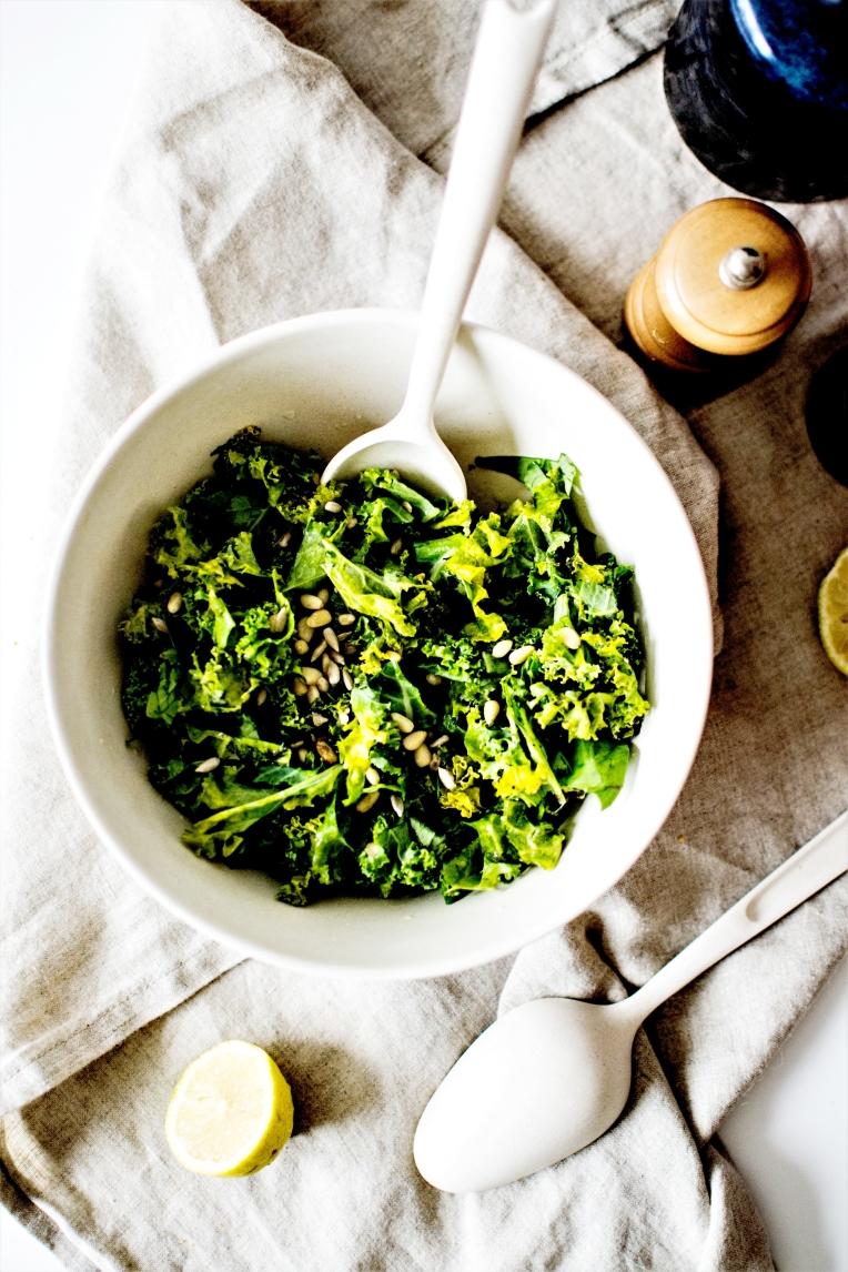 Salade kale mariné (5)