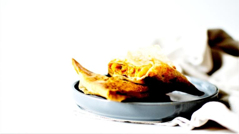 Samoussa patates douce poulet cacahuetes (3)