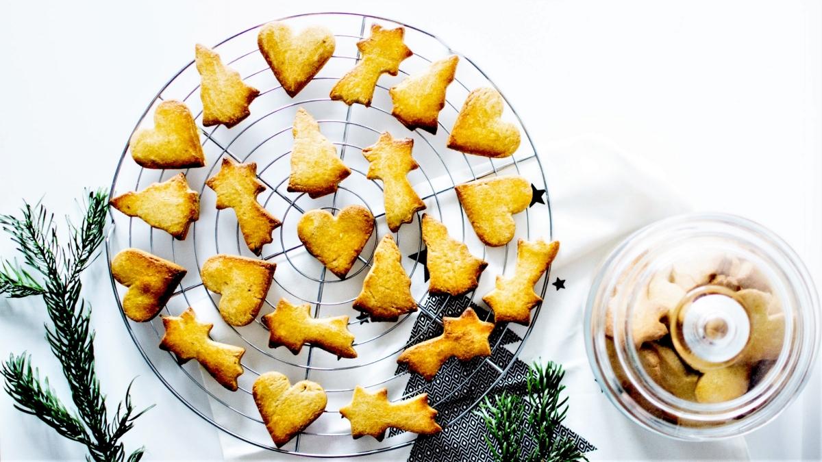 Schwowebredele - ou Petits gâteaux à la cannelle