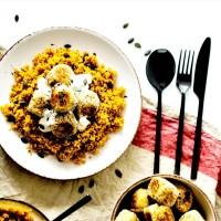 Boulettes végétales - Lentilles corail & Pois-chiches