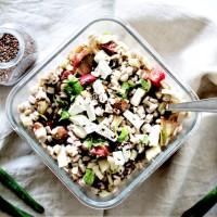 Salade d'été - Aux Crozets