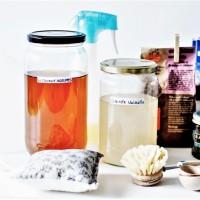 Liquide vaisselle et nettoyant multiusages - Maison