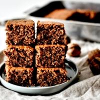 Cake intense aux noix