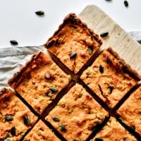 Tarte au Potimarron et Cèpes - Pâte à la farine de châtaigne