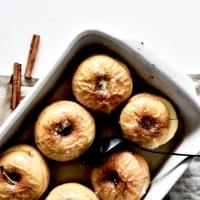 Pommes au four - tout simplement