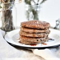 """Pancakes """"de survie"""" - ou comment se faire plaisir avec des placards presque vides"""