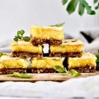 Carrés Citron & Basilic - Lemon Barrs