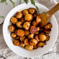 Les meilleures patates sautées - Sauce soja & piment