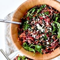 Salade fraîche - Quinoa & légumes de Mars