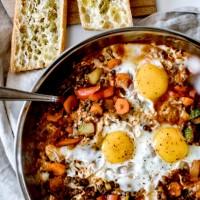 Ragoût de Lentilles & Légumes